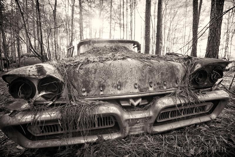 Rusted Car, Old Car City, northern Georgia