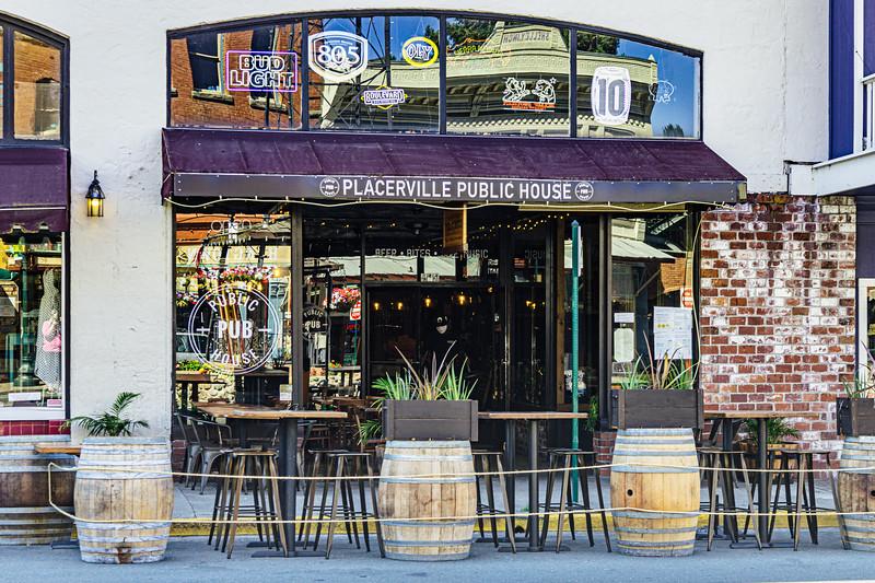 Placerville Public House Opens Up