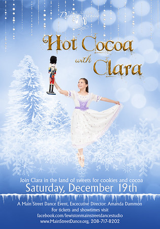 Hot Cocoa with Clara