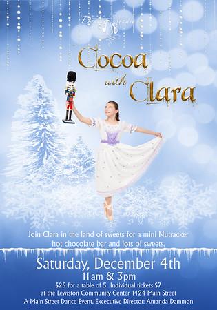 Cocoa with Clara