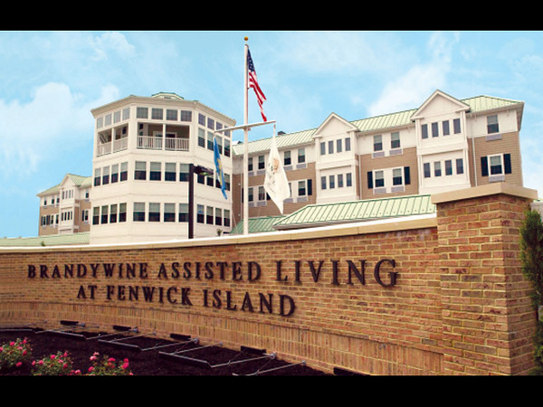 Mom & Dad moved to Brandywine Assisted Living at Fenwick Island on March 4, 2013.