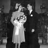 Wedding photo of Mary Kathleen Roy and Markell A. Main.