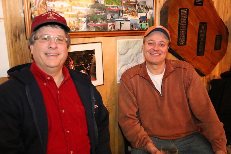 Mark and Joe