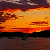 Bar Harbor Sunset I