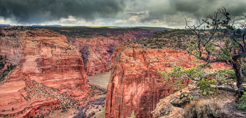 overlook canyon dechaye