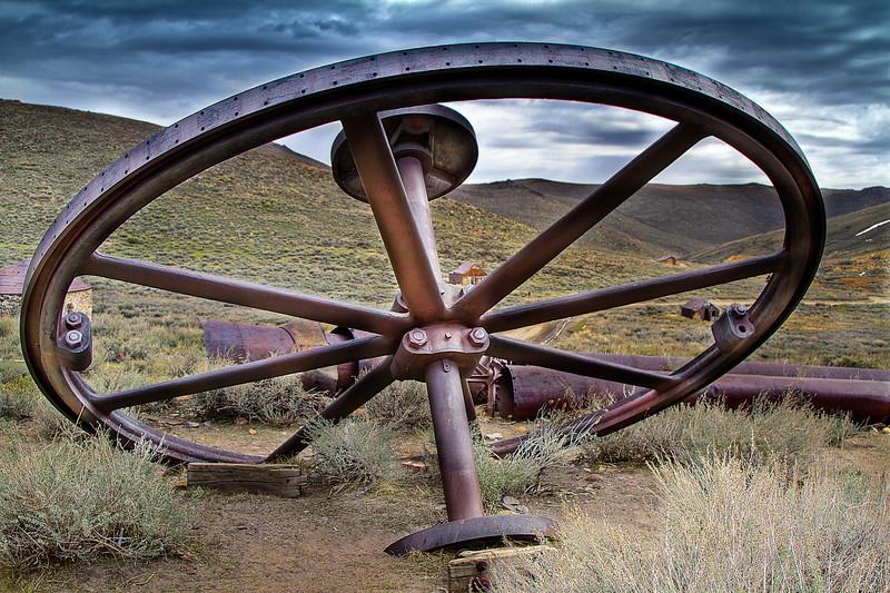 thru a wheel storm