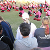 Arizona Cardinal Cheerleaders get us started!<br /> Making Strides, Tempe Beach Park, 2010