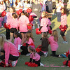 Junionr Cheerleaders help get us started!<br /> Making Strides, Tempe Beach Park, 2010
