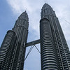 Petronas towers. KL. Credit: Josie Stanford
