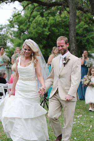 Mallory and Roberts Wedding