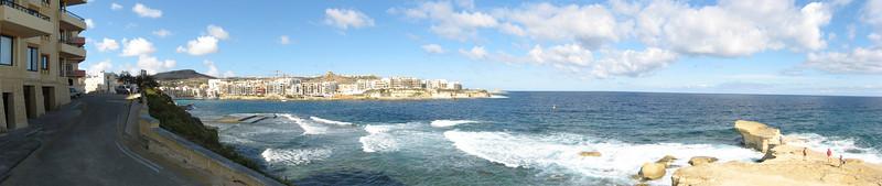 Marsalforn on Gozo Island