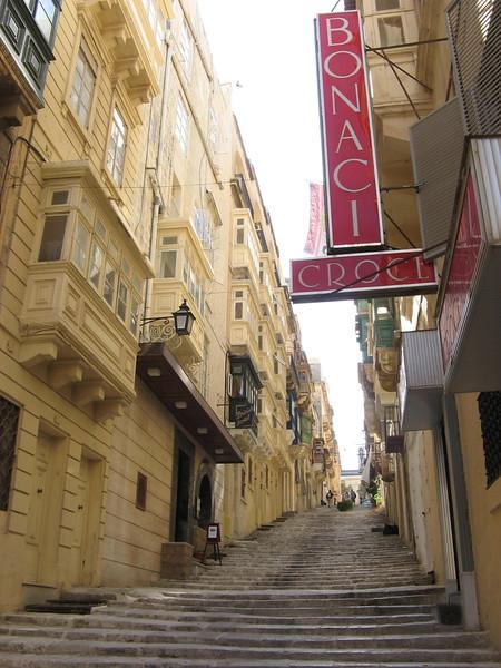 British Hotel Valletta on Malta