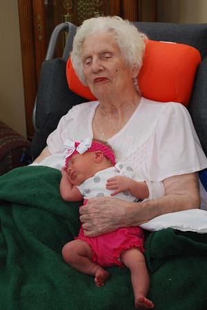 Mama Evans Meets Berkley