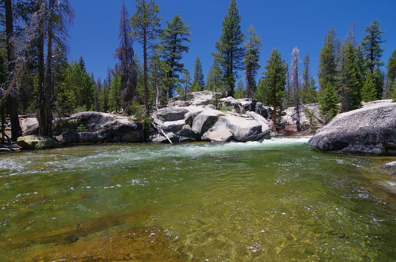 The Big Pool @ Granite Creek.