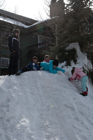 Mammoth with Cousins 22012