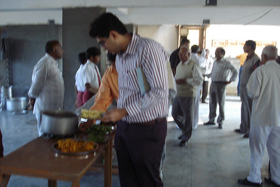Manavdar Gujarat India January Medical Cam p