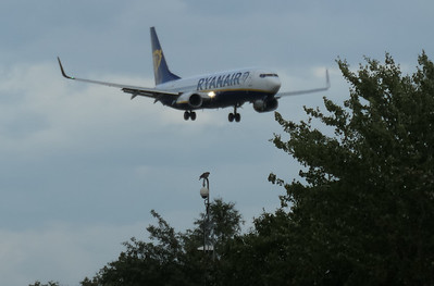 Boeing 737-8AS, Chania to Manchester -, EI-FOT, FR1255, Manchester Airport, Ryanair - 16/08/2018:17:07