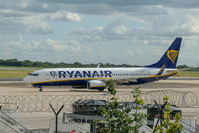 Boeing 737-8AS, EI-DLW, Manchester Airport, Manchester to Almeria - FR9058, Ryanair - 16/08/2018:16:55