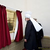REF Amaan 002:  Unveiling of plaque