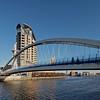 The Lowry Bridge