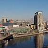 And in the Greater Manchester area, this is the last word in urban regeneration,