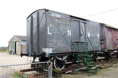 LNWR 64517 Mangapps Farm Railway 31/03/12