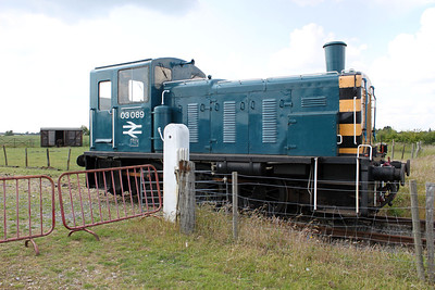 03089 at Mangapps Farm Railway.