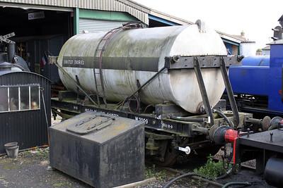 W2009 GWR 6w Milk Tank  11/06/11