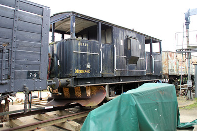 DB993760 Mangapps Farm Railway 31/03/12