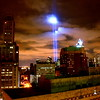 WTC Light Memorial 9-11-2010  -- click image for larger view