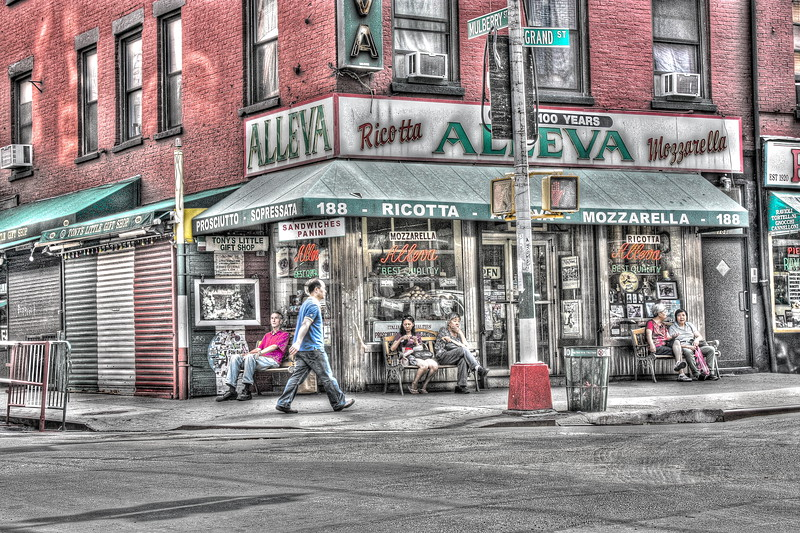 Little Italy  -- click image for larger view