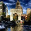 Washington Square Park   -- click image for larger view