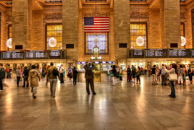 Grand Central Terminal  -- click image for larger view