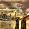 Manhattan Skyline  -- click image for larger view