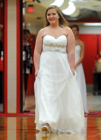 Pat Christman <br /> Mankato West homecoming queen candidate Hannah Hoeppner.