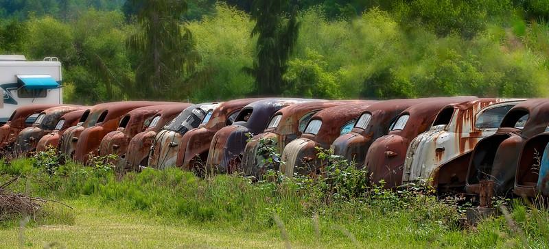 1930s Chevrolets