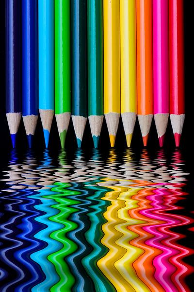 Rainbow Flood