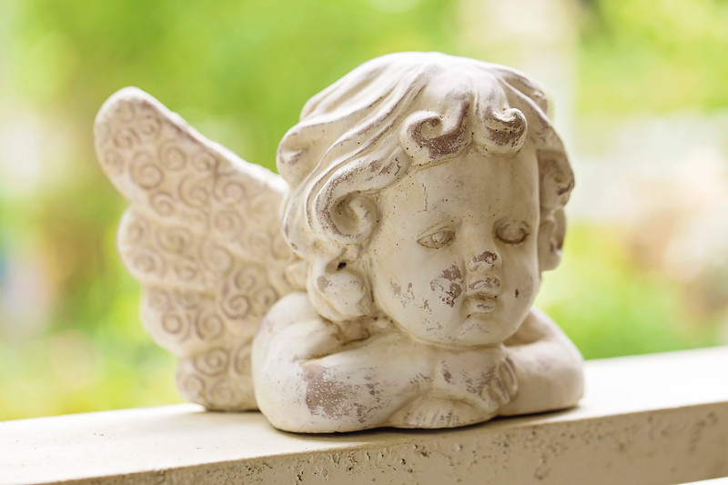 May You Travel Through Life on the Wings of Angels