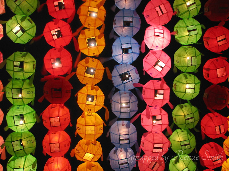 Lanterns of Korea