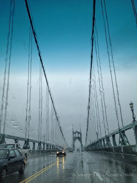 Rainy-Day Bridge