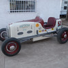 This Race car was built in 1933!