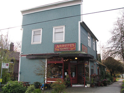 Arbutus Market Corner Store
