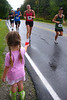 little girl water stop