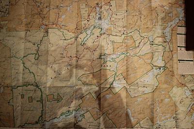 maps - dacks