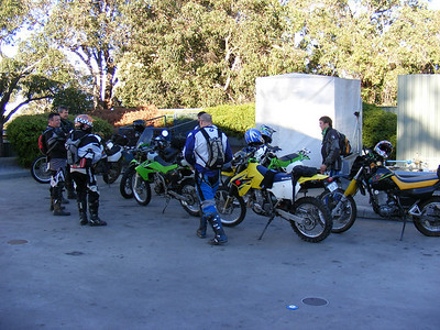 March 2010 ride