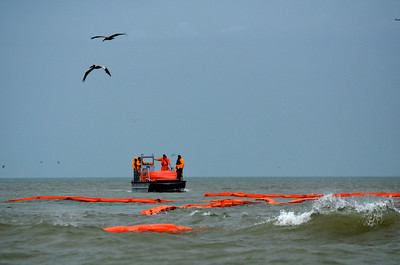 March 2014 Oil Spill Response
