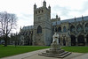 Exeter Cathedral on 13th March 2013