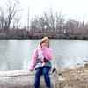 Granddaughter Brynn is thinking spring!<br /> <br /> Photographer's Name: William Griffin<br /> Photographer's City and State: Anderson, Ind.