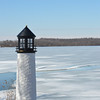 Cooper Lighthouse on Prairie Creek in winter.<br /> <br /> Photographer's Name: Evelyn Bauer<br /> Photographer's City and State: Anderson, Ind.