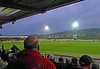 Accrington 2 Cambridge 0 on 28th March